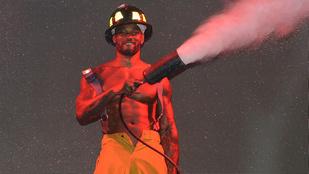 Három ember életét mentett ki a tűzből egy siófoki férfi, pedig nem is tűzoltó