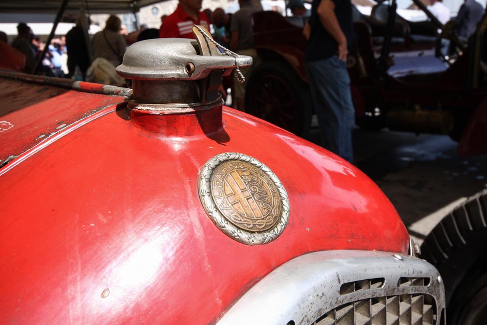 Nem tudtam elszakadni az 1935-ös Alfa Romeo Tipo B-től: nézzék ezt a hihetetlen patinát…