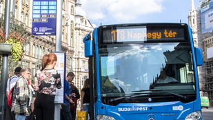 Így tömegközlekedhet a nemzeti ünnepen