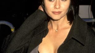 Mellrákkal küzd a Beverly Hills 90210 színésznője