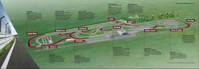 FIA-versenypályát épített nekik Tilke, csupa ismert alkotóelemből