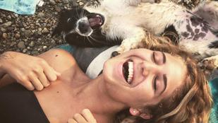 Nyári Diána sem tudja strandra vinni a kutyáját