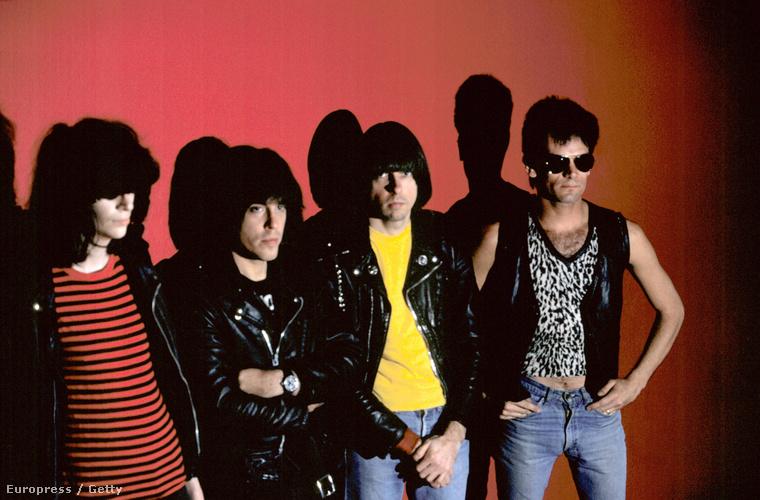 Joey Ramone, Marky Ramone, Johnny Ramone, Dee Dee Ramone