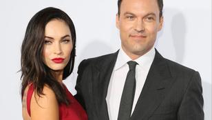 Megan Fox válik férjétől, Brian Austin Greentől