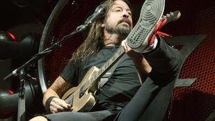 Dave Grohl újra lealázta a legostobább amerikai egyházközösséget
