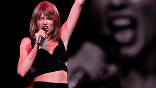 Taylor Swift simán visszamondott egy 2 millió dolláros fellépést egy ingyenesért cserébe