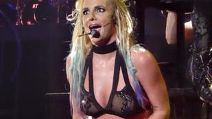 Kegyetlen fotók készültek Britney Spearsről