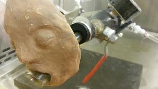 Amerikai tudósok elkészítették a hányógépet