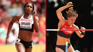 Megnéztük az atlétikai világbajnokság legjobb nőit