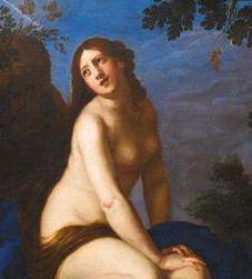 Egy részlet a XVII. századi olasz képből.