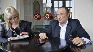 Korda György és Balázs Klára megsértődött Hajdú Péterre