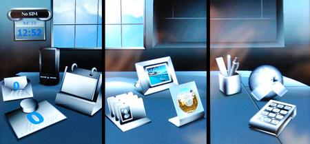 Három kijelzőn fér el a virtuális munkaasztal
