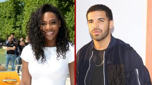Amire senki nem számított: Serena Williams összejött Drake-kel