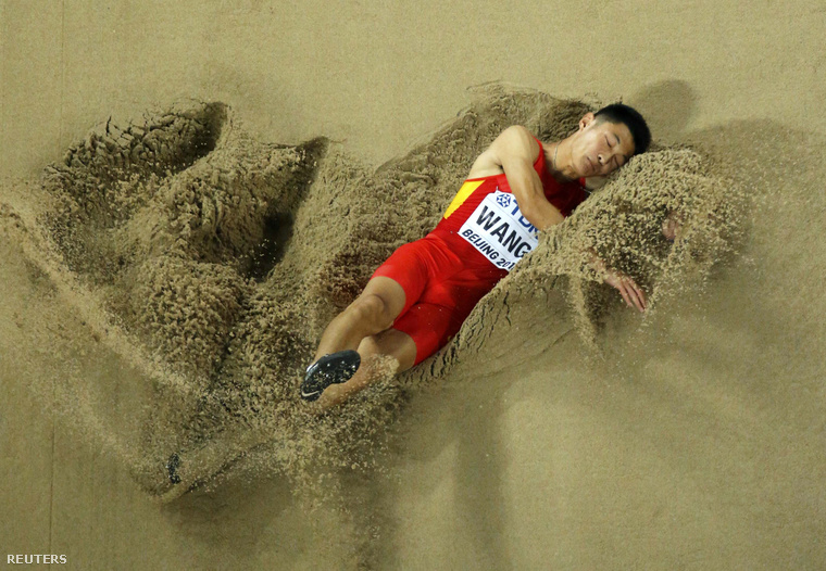 A kínai Wang Jianan
