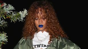 Rihanna Joey rúzsát használja