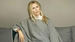 45 éves lett Claudia Schiffer