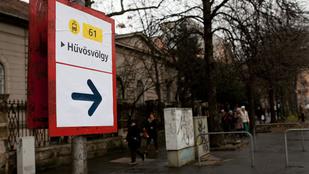 Hétfőtől újra a Széll Kálmán térig mehet a 61-es villamossal