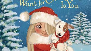 Mariah Carey saját magáról szóló mesekönyvet ad ki gyerekeknek