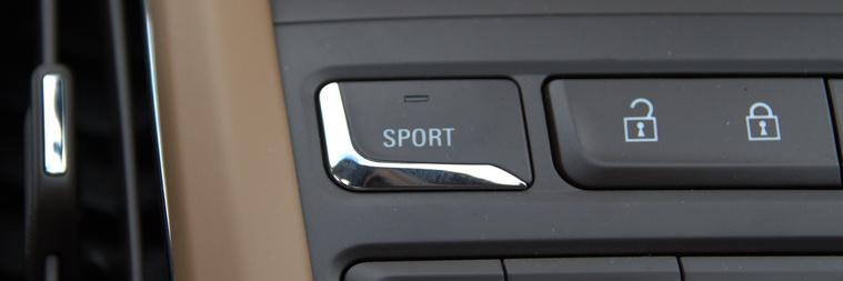 Felejtsük már el könyörgöm a Sport-gombot. Gombnyomásra semmi nem lesz sportos, azt úgy kell megtervezni