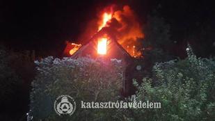 Kigyulladt házában halt meg egy nő Kaposszerdahelyen