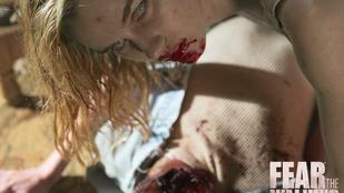Ismerjék meg a Walking Dead-történelem legszexibb zombiját