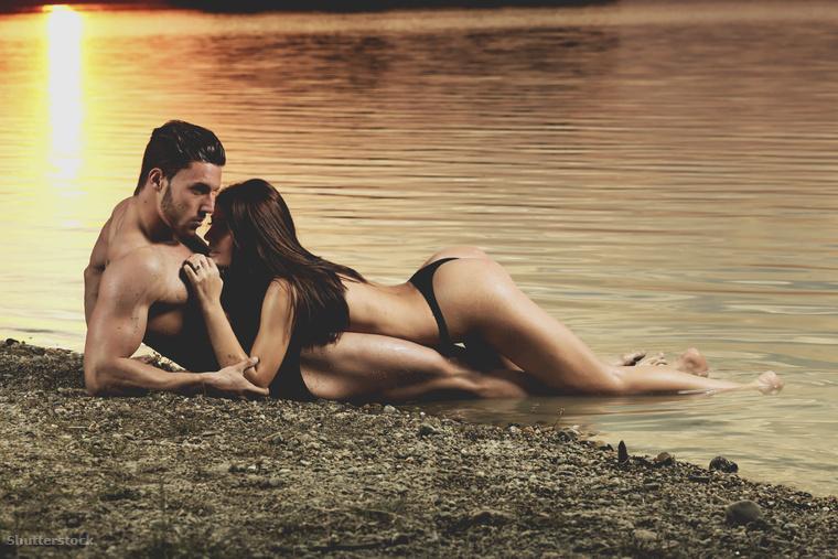 Ez a kép illusztráció, kattintson a Dunában szexelő pár látványáért!