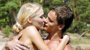 A Dunában szexelt egy pár a rakparton