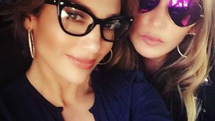 Jennifer Lopez szemüveges lett, de persze ebben is dögös