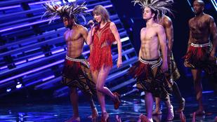A Swift-Minaj duó két adag pasit vitt a VMA-re