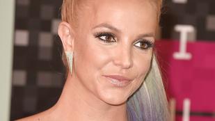 Britney Spears és Zimány Linda újra összeértek