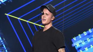Talán Európában is láthatjuk sírni Justin Biebert