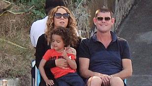 Nagyon úgy néz ki, hogy Mariah Carey-nek új családja lett milliárdos pasijával