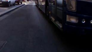 Vádat emelnek a biciklist gázoló buszsofőr ellen