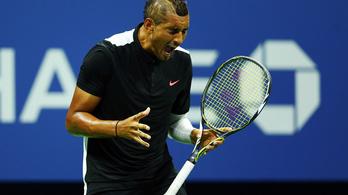 Évek óta depresszióval küzd a tenisz fenegyereke