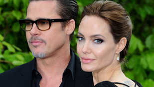 Elárverezik a pucér Angelina Jolie-t