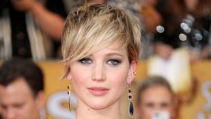 Jennifer Lawrence szexi rúzsreklámban szerepel