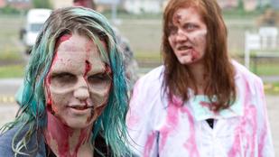 Ha molett a testalkata, most önből is zombi lehet