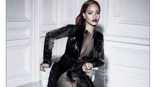 Rihanna végre nem közönséges volt, hanem GYÖNYÖRŰ