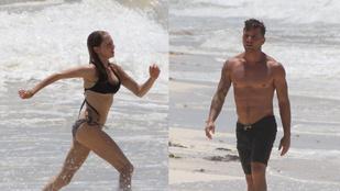 Ryan Phillippe-nek itt a kockahasa és az új nője