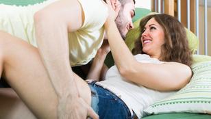 A brit nők odavannak a bébiszitter pornóért