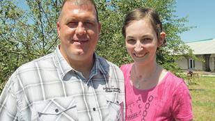 Fél évig volt kómában a lány, most találkozott a helyszínelővel, aki megmentette