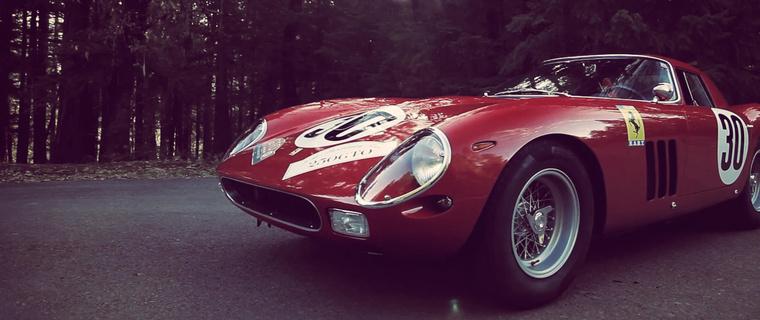 A nap képe: Ferrari 250 GTO