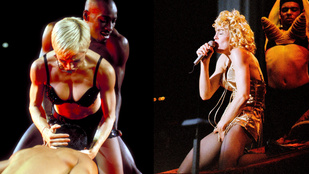 Ennyire magasan van a léc, amit Madonna megint megpróbál megugrani