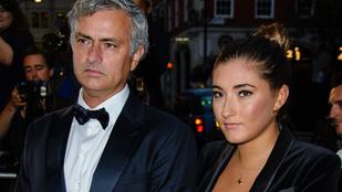 Mourinho lánya elég jól néz ki