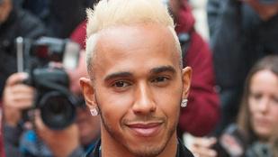 Lewis Hamiltonban nagyon eltörhetett valami