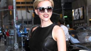 Scarlett Johansson bőrben is elég jó bőr