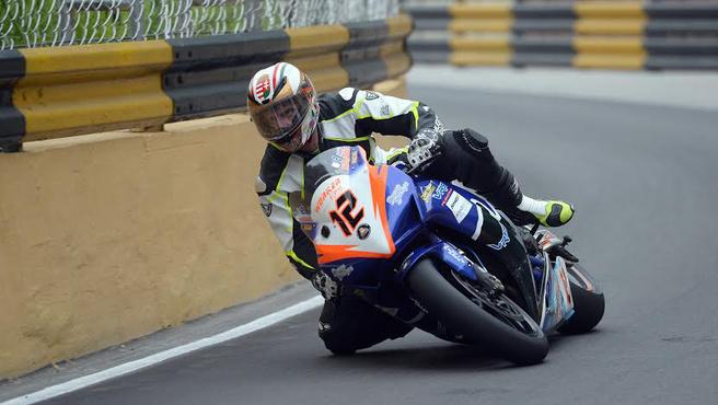 Bitti a Macau GP-n
