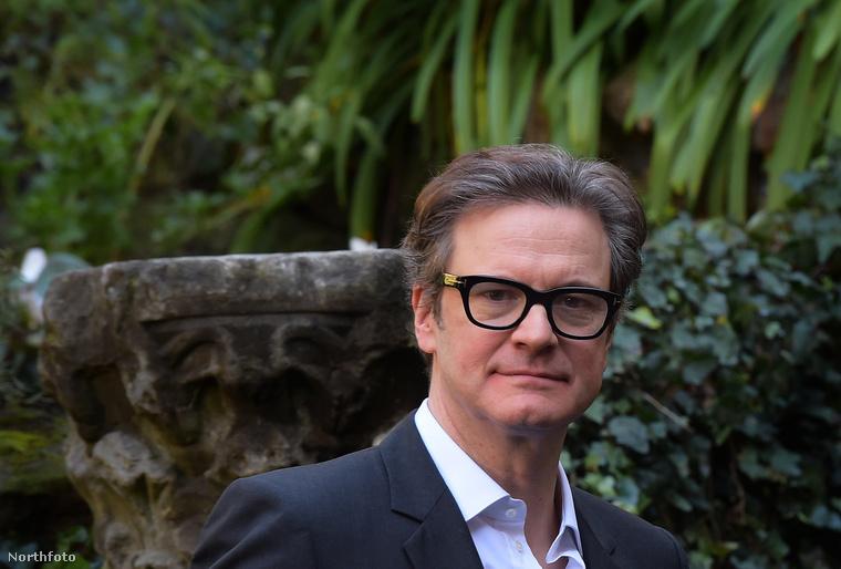 Colin Firth mostanában
