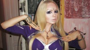 Űrdj akar lenni az emberi Barbie