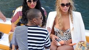 Beyoncé már elfelejthette a szörnyű képeit, inkább elment egy luxusnyaralásra